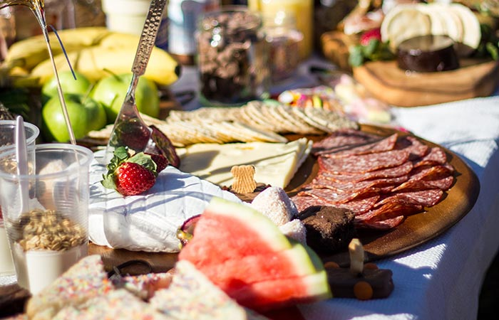 Catering Trend Grazing Table