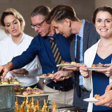 Catering Vorschlag Business
